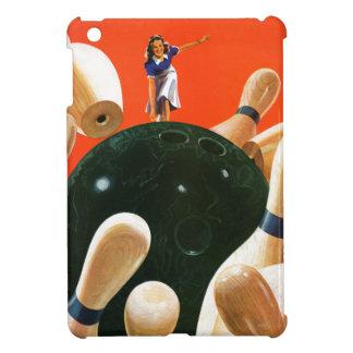 Bowling Strike iPad Mini Case