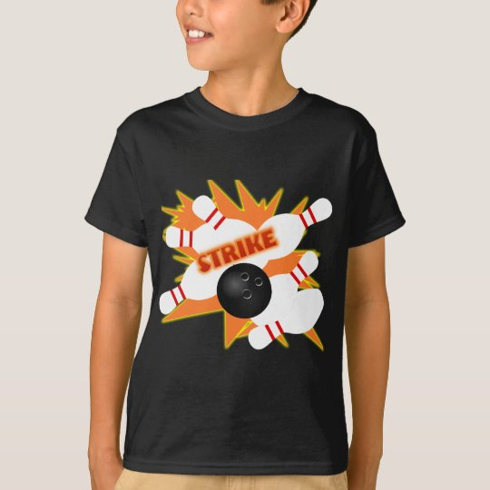 bowling strike T-Shirt