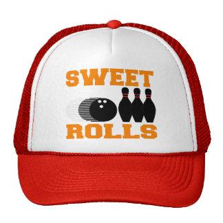Bowling Sweet Rolls Cap