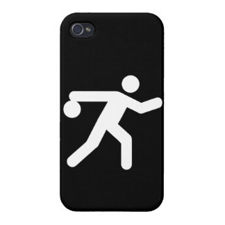 Bowling Symbol iPhone 4/4S Case