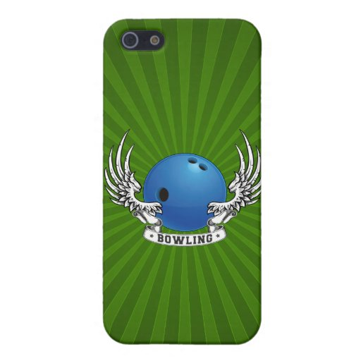 Bowling Wings iPhone 5/5S Case