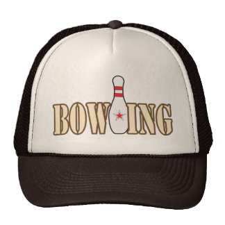 Bowling with Pin Cap
