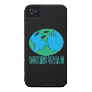 Bowling World iPhone 4 Case-Mate Case