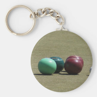 Bowls Key Ring