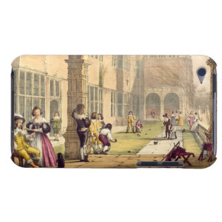 Bowls on the Terrace at Bramshill in 1600, from 'A iPod Touch Case-Mate Case