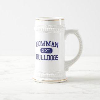 Bowman - Bulldogs - High - Santa Clarita Beer Steins