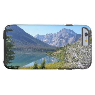 Bowman Lake Glacier National Park Tough iPhone 6 Case