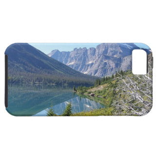 Bowman Lake Glacier National Park iPhone 5 Covers