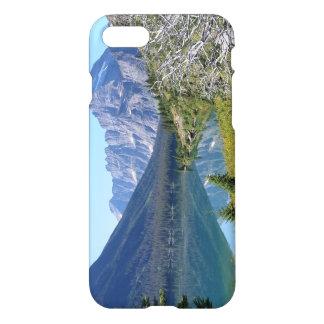 Bowman Lake Glacier National Park iPhone 7 Case