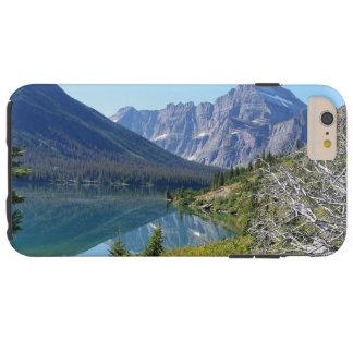 Bowman Lake Glacier National Park Tough iPhone 6 Plus Case