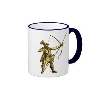 Bowman Ringer Coffee Mug