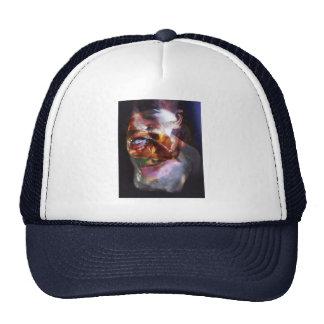 bowow mesh hat