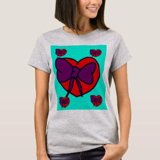 Bows and Hearts T-Shirt