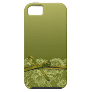 Bows Ribbon & Lace | grass iPhone 5 Cases