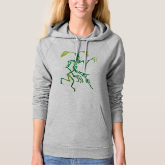 Bowtruckle Typography Graphic Hoodie