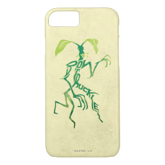 Bowtruckle Typography Graphic iPhone 8/7 Case