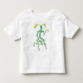 Bowtruckle Typography Graphic Toddler T-Shirt