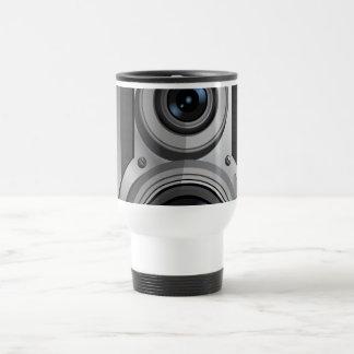 Box Camera Coffee Mugs