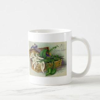 Box Easter Lily Basic White Mug