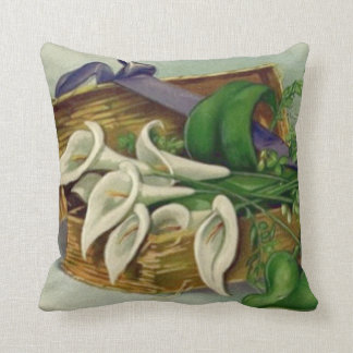 Box Easter Lily Cushion