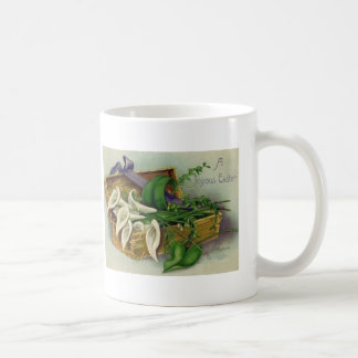 Box Easter Lily Mugs