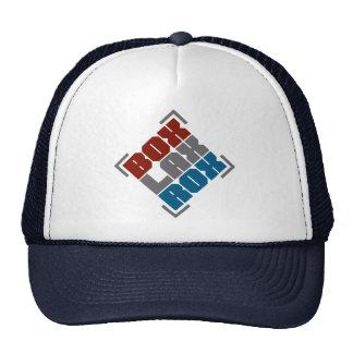 Box Lacrosse Rocks Cap