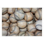 Box of Baseballs