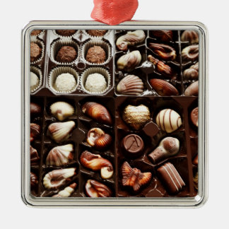 Box of Candy Christmas Ornament