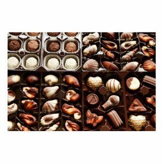 Box of Chocolate Photo Sculpture