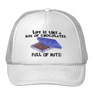 Box Of Chocolates Trucker Hat