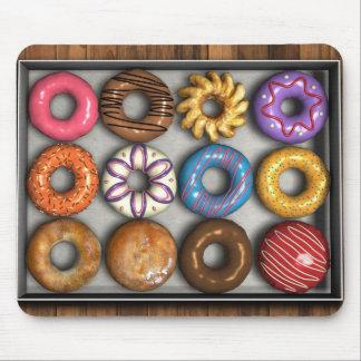 Box of Doughnuts Mouse Pad