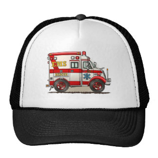 Box Truck Ambulance Hat