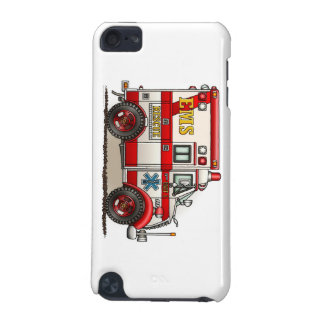 Box Truck Ambulance iPod Touch (5th Generation) Cases