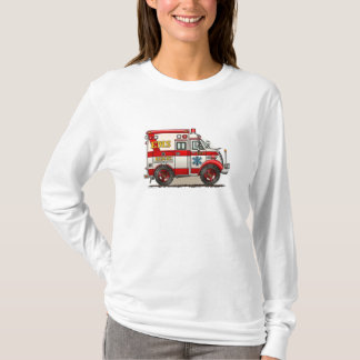 Box Truck Ambulance T-Shirt