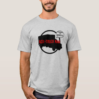 Box-truck Man Shirt