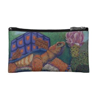Box Turtle Makeup Bags