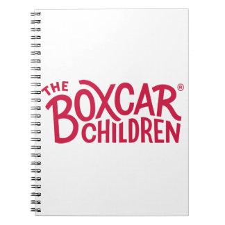 Boxcar Children Official Logo Notebook