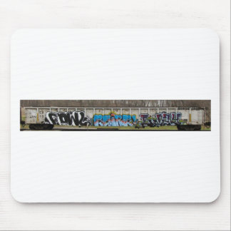 Boxcar Tagged Mousepads