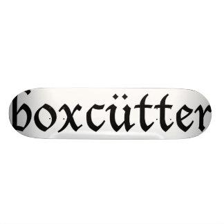 Boxcütter Skateboard