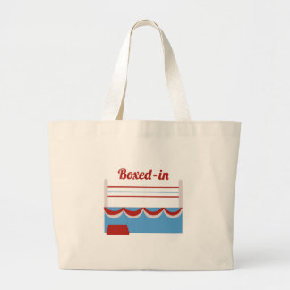 Boxed In Canvas Bags