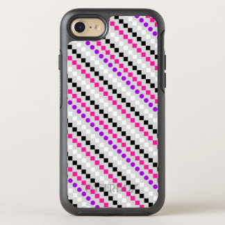 Boxed Stripe 2014 OtterBox Symmetry iPhone 7 Case