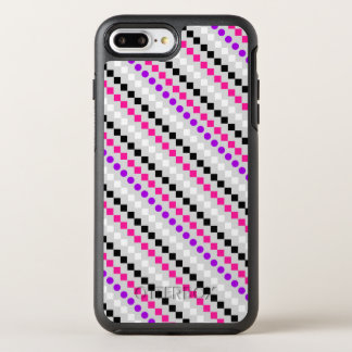 Boxed Stripe 2014 OtterBox Symmetry iPhone 8 Plus/7 Plus Case