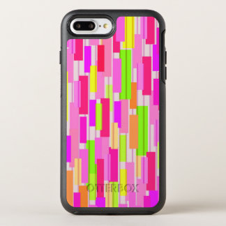 Boxed Stripe OtterBox Symmetry iPhone 8 Plus/7 Plus Case