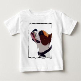 Boxer Art Baby T-Shirt