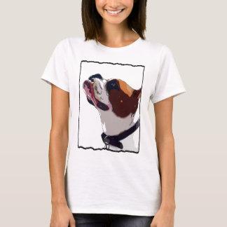 Boxer Art T-Shirt