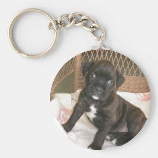 Boxer Baby! Key Ring