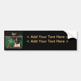 Boxer Brand – Organic Coffee Company Bumper Sticker