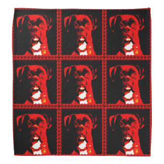 Boxer Dog Bandana
