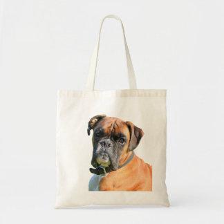 Boxer dog beautiful photo portrait bags