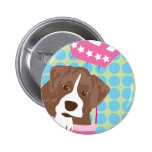 boxer dog buttons